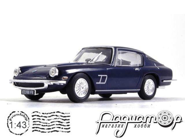 Maserati Mistral 3700 Coupe (1963) LA44