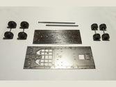 Инструкция по сборке УРАЛ-4320 Хлыстовоз с роспуском ТМЗ-803 Max-Models