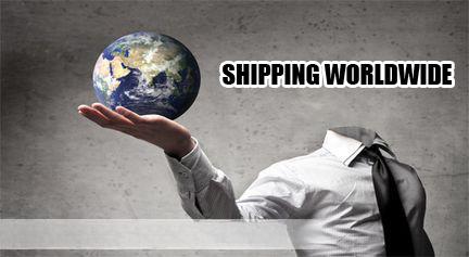 Доставка моделей почтой по всему миру (рубашка)